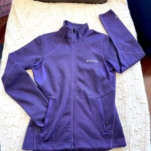 Columbia zip jacket